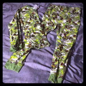 Boys TMNT Pajamas